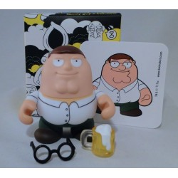 Peter Griffin with Glasses and Beer