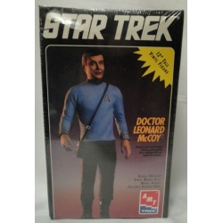 "Doctor Leonard McCoy - Star Trek - 12"" vinyl Model Kit - AMT ERTL"