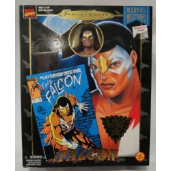 The Falcon - Famous Covers - Marvell Milestones Comics ToyBIZ