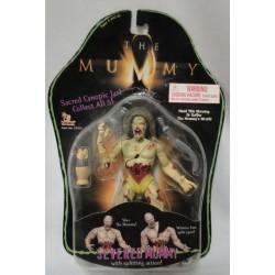 Severed Mummy MOC - The Mummy Action Figure Island Toys 1998 Universal
