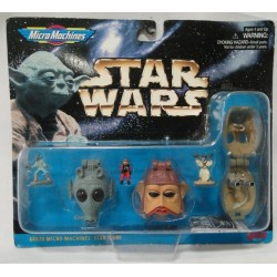 Star Wars Micro Machine Collection II Galoob MOC