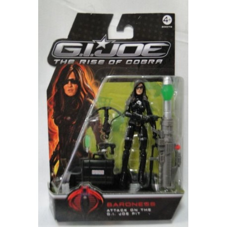 Baroness MOC - The rise of Cobra GI joe