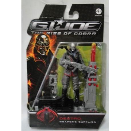 Destro MOC- The rise of Cobra GI joe