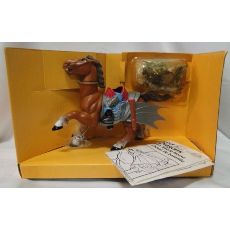 Good Destrier with BOX Advanced Dungeons & Dragons - LJN