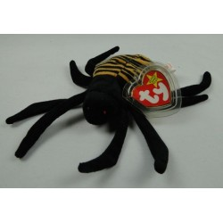 Spinner the Spider - TY Beanie Baby original 1996
