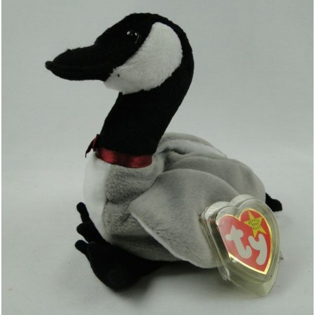 Loosy the Goose - TY Beanie Baby original 1996