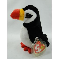 Puffer the Pinguin - TY Beanie Baby original 1996