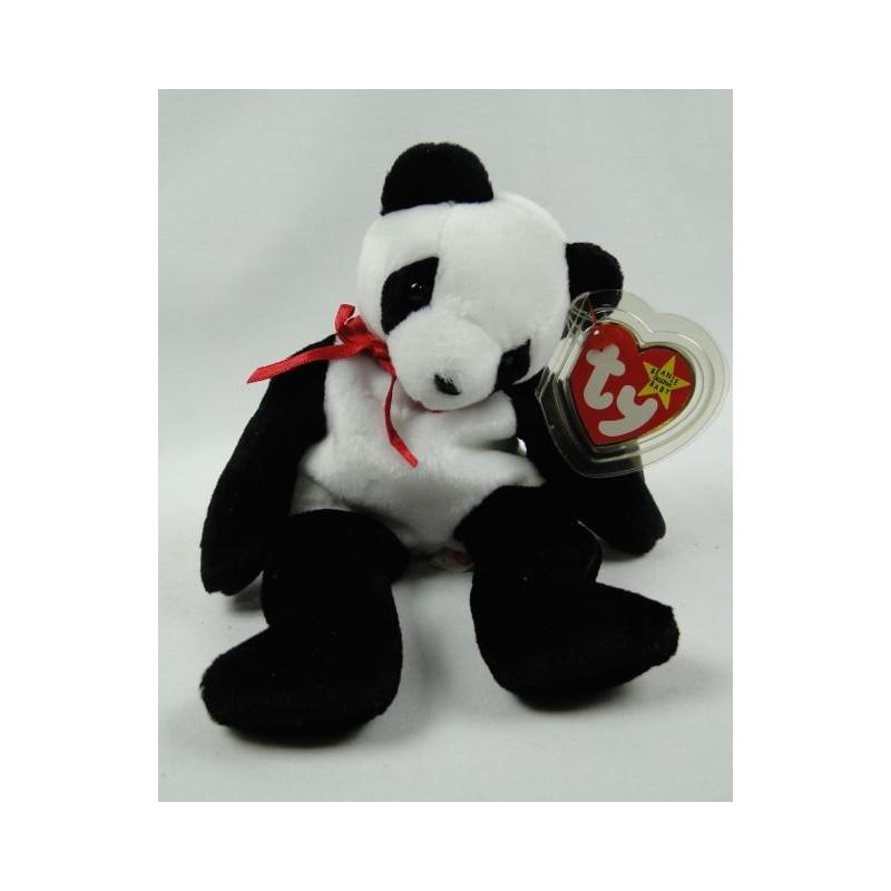 Fortune the Panda - TY Beanie Baby original 1996 251c46ce46c