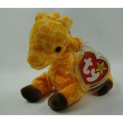 Twigs the Giraffe - TY Beanie Baby original 1996