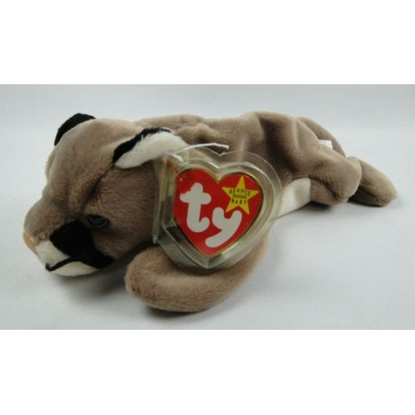 Canyon the Panther - TY Beanie Baby original 1996