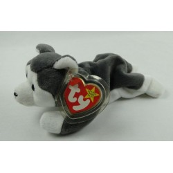 Nanook the Husky dog - TY Beanie Baby original 1996