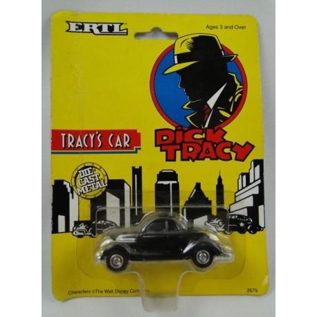 Tracy's car ERTL model car MOC - Dick Tracy