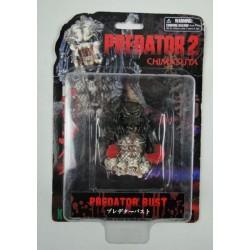 Predator 2 miniature Bust MOC Chimasuta Kotobukiya 2005