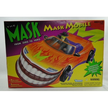 Mask Mobile MIB - The Mask cartoon Kenner 1995