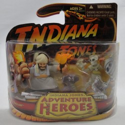Sallah and Mummy MOC Indiana Jones Adventure Heroes