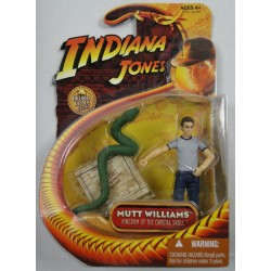 Mutt Williams MOC - Indiana Jones - Hasbro 2008 - Kingdom of the Crystal Skulls