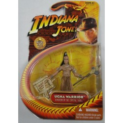 Ucha Warrior MOC - Indiana Jones - Hasbro 2008 - Kingdom of the Crystal Skulls