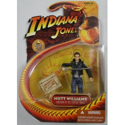 Mutt Williams MOC - Indiana Jones - Hasbro 2008 - Kingdom of the Crystal Skulls