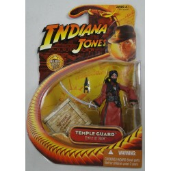 Temple Guard MOC - Indiana Jones - Hasbro 2008 - Temple of Doom