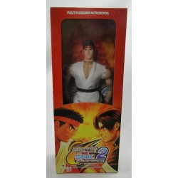 Ken MIB - Street Fighter II Capcom figure Japan