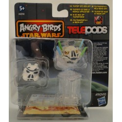 Stormtrooper and General Grievous MOC - Star Wars Angry Birds Telepods