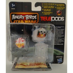 Luke and Anakin Skywalker MOC - Star Wars Angry Birds Telepods
