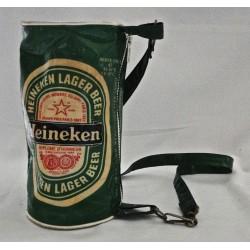 original Heineken Bag 70s working zipper