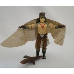 Raptor v1 - GI Joe - Hasbro 1987 complete