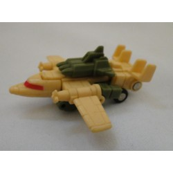 Sunrunner - Transformers G1 Micromasters - Hasbro 1989 from Battle Patrol loose asis
