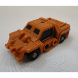 Growl - Transformers G1 Micromasters - Hasbro 1990 from Military Patrol loose asis