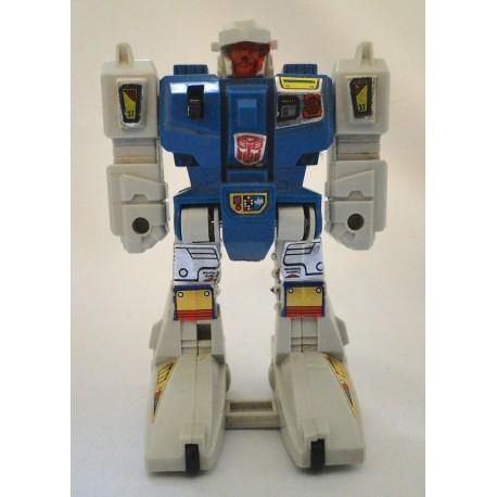 Twin Twist - Transformers G1 Jumpstarters - Hasbro 1985 loose asis