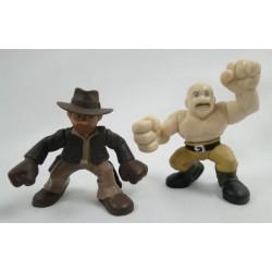 Indiana Jones and German Mechanic loose - Adventure Heroes