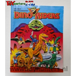 Dino Riders mini comic 1 german