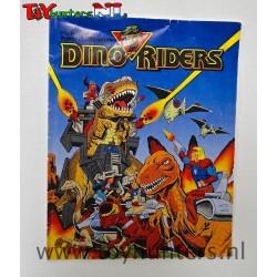 Dino Riders mini comic 2 english