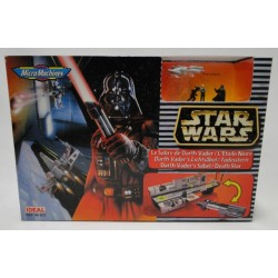 Darth Vaders Lightsaber playset MIB - Star War Micro Machines