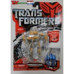 BumbleBee Keychain loose with card, Hasbro Transformers