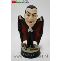 Dracula Color - Little Big Head figure Loose Universal Studios Monsters, Sideshow Toy 1998
