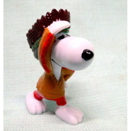 Snoopy Indiaan