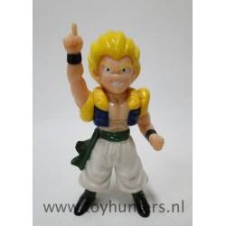 S. Saiyan Gotenks - DBZ Irwin Toys