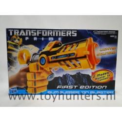 Bumblebee Ion Blaster MIB - Transformers Prime - Hasbro