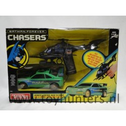 Batman Forever Chasers Car set by Tonka 1995 MIB asis
