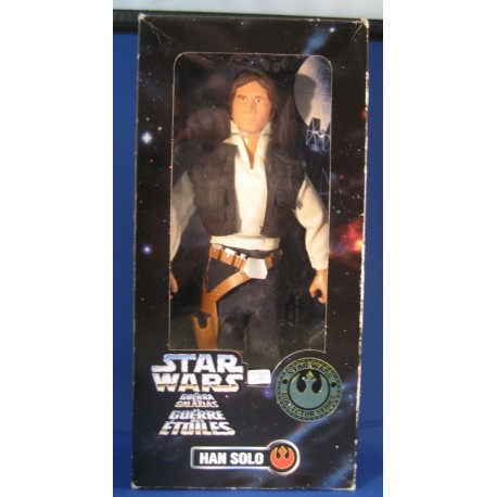Han Solo 12 inch MIB EU - Star Wars Kenner POTF