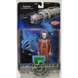 Lennier Red Gown MOC - Babylon 5 - Preview Exclusive