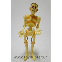 Scarred Stiff loose - Ghostbusters Filmation - Schaper 1985
