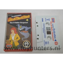 Filmation's Ghostbusters Europa