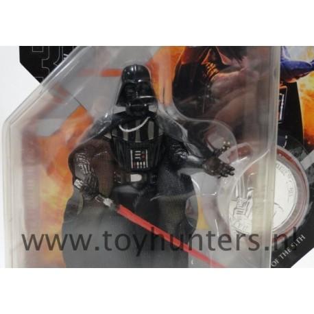 Darth Vader MOC w/Coin no01 TAC Hasbro 2006