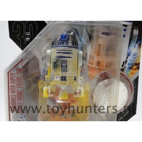 R2-D2 MOC w/Coin no04 TAC Hasbro 2007
