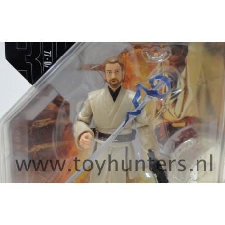 Obi-Wan Kenobi with Coin no05 MOC TAC Hasbro 2007