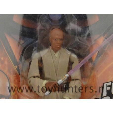 Mace Windu MOC No 10 ROTS Hasbro 2005