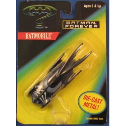 Batmobile Die-Cast Metal MOC US MOC Action Figure Batman